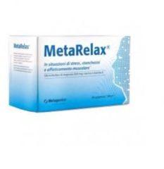 Metagenics italia MetaRelax Nuova Formula Integratore Alimentare 90 Compresse