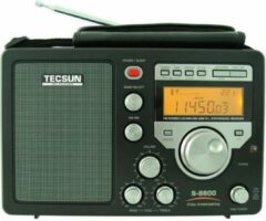 Zwarte TECSUN S-8800