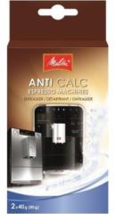 Melitta Haushaltsprod AntiCalcEspressoMach - Entkalker Pulver 2 Sachets 2x40g AntiCalcEspressoMach, Aktionspreis