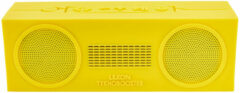 Gele Bluetooth speaker Lexon Tykho Booster Yellow