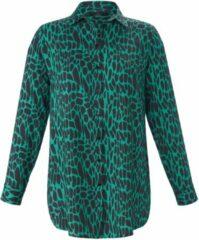 Lange blouse met lange mouwen Van Emilia Lay multicolour