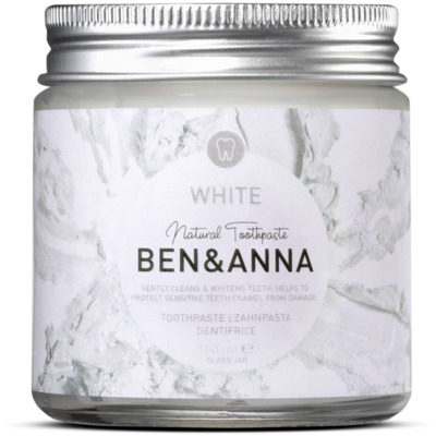 Afbeelding van Ben & Anna Whitening Natural Toothpaste Tandpasta 100 ml
