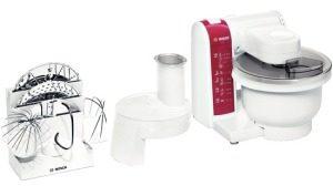 Afbeelding van Witte Bosch Keukenmachine MUM4825, 600 Watt