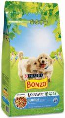 Bonzo Junior Brokjes Kip&Groenten 1.5 kg - Hondenvoer