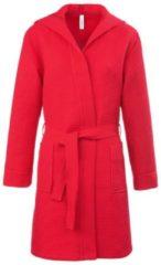 Rode Taubert Short Kimono Thalasso wafel 100cm Red XS