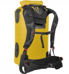 Sea to Summit - Hydraulic Dry Bag With Harness - Pakzak maat 65 l, oranje/geel