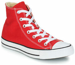 Rode Hoge Sneakers Converse CHUCK TAYLOR ALL STAR CORE HI
