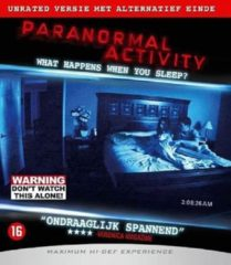 Icon Home Entertainment Paranormal Activity