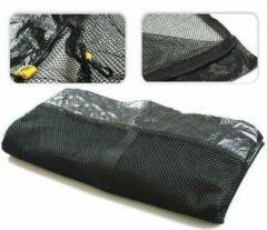 Zwarte Rainbow Trampolines Los Veiligheidsnet voor Trampoline 244 cm | 3 poten (zonder palen)