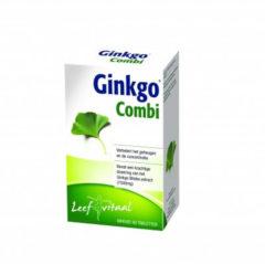 Vemedia Leefvitaal Ginkgo Combi 60 tabletten