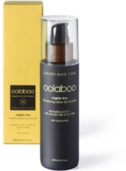 Oolaboo Hair Care Mighty Rice Thickening Blow Dry Booster Lotion Maximixe & Hold 200ml
