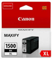 Canon inkc. PGI-1500XL BK inktcartridge zwart high capacity 34,7ml