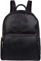 Zwarte Cowboysbag Mason Backpack 15'' black backpack
