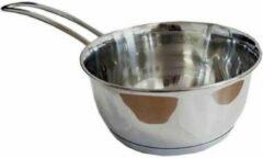 Zilveren Kuchenprofi steelpan 18cm 1500ml