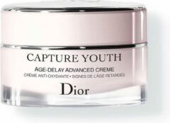 Dior - Capture Youth Age Delay Advanced Crème - 50 ml