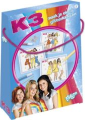Totum Maak Je Eigen Glitterkaarten K3