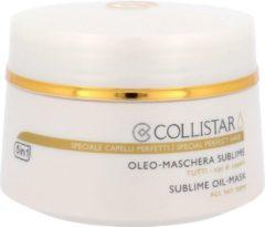 Collistar Haar Sublime Oil-Mask - 200 ml - Haarmasker