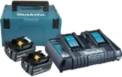 Makita 197629-2 - Power Source Kit Li 18V, 5,0Ah 197629-2