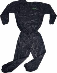 Tunturi Zweetpak -Sauna Suit - Sauna pak - L - Zwart