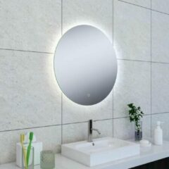 Ced'or spiegel + LED verlichting 80cm rond CD384180