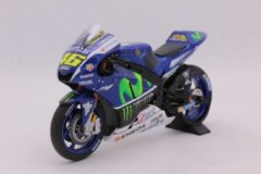 Yamaha YZR-M1 Movistar Yamaha #46 Winter Test Sepang MotoGP 2016 - 1:12 - Minichamps