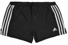 Adidas - Kid's Designed To Move 3-Stripes - Short maat 170, zwart
