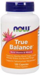 True Balance - Multi Vitamin & Mineral (120 capsules) - Now Foods