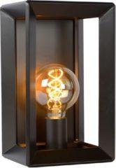 Grijze Thor - eine offen gestaltete Wandlampe aus Metall