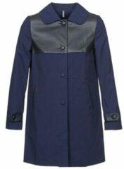 Blauwe Mantel Naf Naf BAUNS