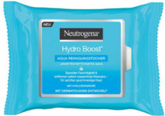 Neutrogena Reinigingsdoekjes Hydra Boost 25 stuks