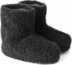 Texelse Producten Texelse Wollen sloffen zwart - 43 / 44