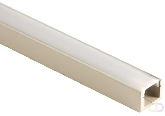 Afbeelding van MDF LED PROFIEL VOOR LED STRIPS - 1M