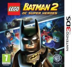 Warner Bros. Games LEGO Batman 2: DC Superheroes - Nintendo 3DS