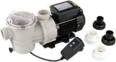 Witte Ubbink zwembadpomp Poolmax TP35 - capaciteit van 5400 liter per uur - Zelfaanzuigend
