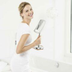 Zilveren Beurer BS99 - Make-up spiegel - LED verlichting - 16x16cm