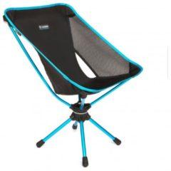 Helinox - Swivel Chair - Campingstoel zwart/grijs/turkoois