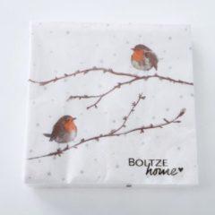 Boltze Home Servetten Robin, 20 delig