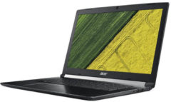 Acer Aspire A717-71G - 17,3'' Notebook - Core i7 Mobile 2,8 GHz 43,9 cm NX.GPGEG.005