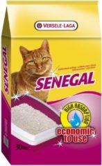 Versele-Laga Senegal Roomwitte Kleikorrels 30 l - Kattenbakvulling - 18 kg