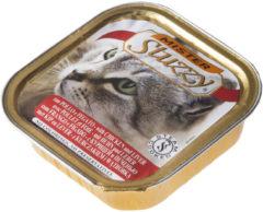 Mister Stuzzy Cat Paté 100 g - Kattenvoer - Kip&Lever