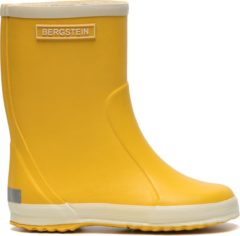 Gele Bergstein Rainboot Regenlaarzen - Junior Unisex - Yellow - Maat 26
