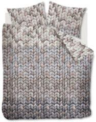 Ariadne At Home Warmly - Dekbedovertrek - Lits-jumeaux - 240x200/220 cm + 2 kussenslopen 60x70 cm - Naturel