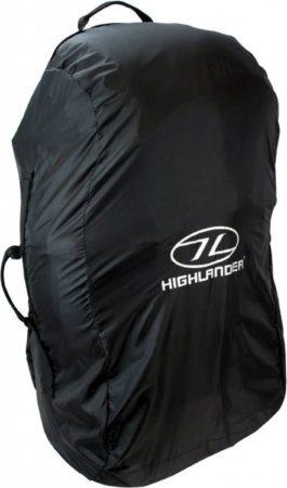 Afbeelding van Highlander Combohoes - 50 tot 70 liter - flightbag en regenhoes - Zwart
