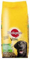 PEDIGREE® VITAL PROTECTION ™ Adult Light droge brokken - Gevogelte - hondenvoer - 13 kg