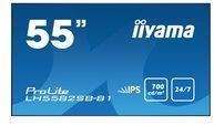 Iiyama ProLite LH5582SB-B1 - 139.7 cm (55'') Klasse (138.8 cm (54.6'') sichtbar) LED-Display LH5582SB-B1