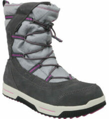 Grijze Snowboots Timberland Snow Stomper Pull On WP Jr