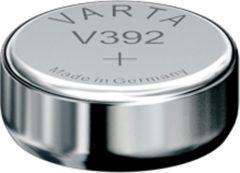 Zilveren Varta Primary Silver Button V392 / SR 41 Nikkel-oxyhydroxide (NiOx) 1.55V niet-oplaadbare batterij