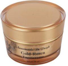 De Pugh Gold-Rosen-Tagescreme 50 ml