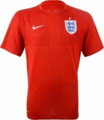Nike Engeland Uit Voetbalshirt Heren - Large - Rood