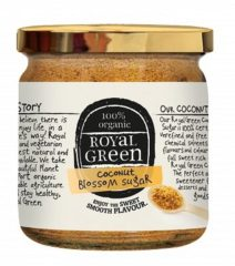 Royal Green Royal groen - Kokosbloesem suiker (Coconut Blossom sugar) - 200 gram